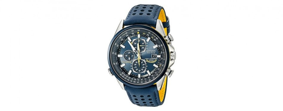 eco-drive blue angels citizen watch