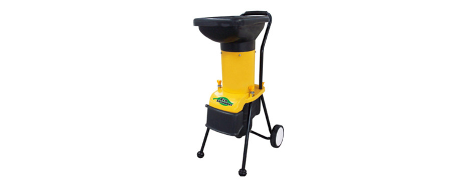 eco-shredder 14 amp electric chipper