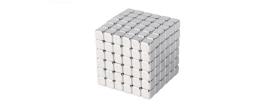 edc fidgeter 3mm magnetic cube puzzle