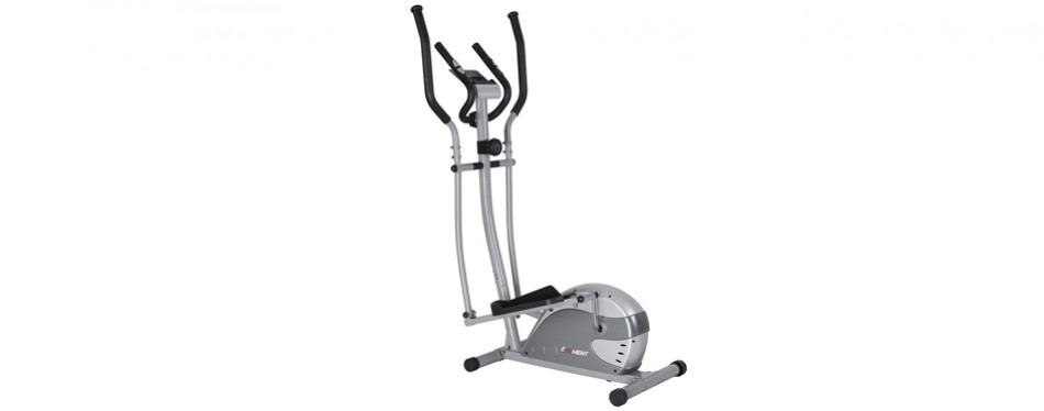 efitment compact magnetic elliptical machine trainer
