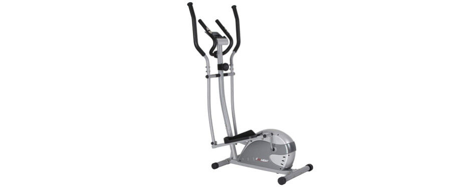 efitment compact magnetic elliptical machine trainer