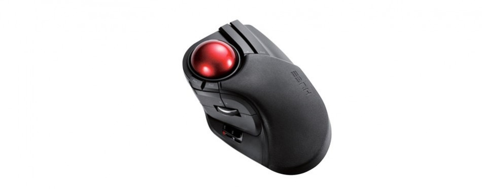 elecom wireless trackball mouse