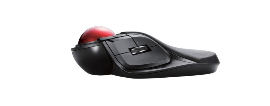 elecom wireless trackball mouse