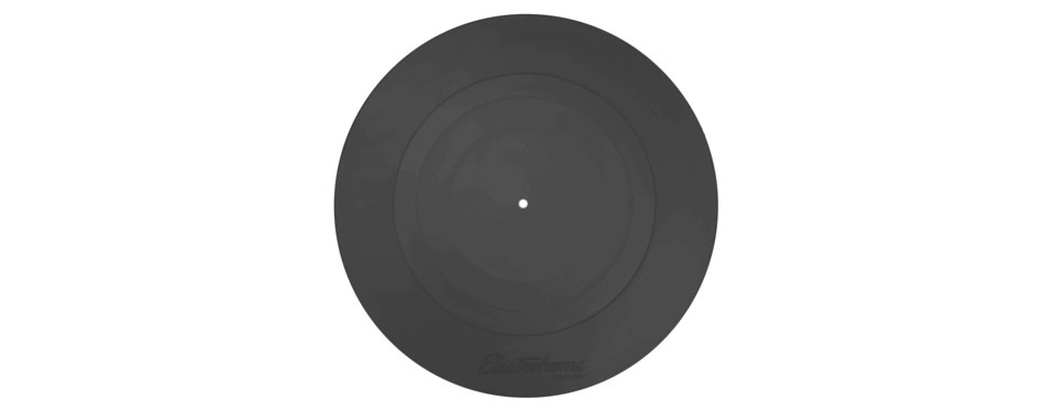 electrohome turntable platter mat