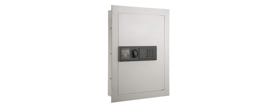 electronic wall safe hidden large safe