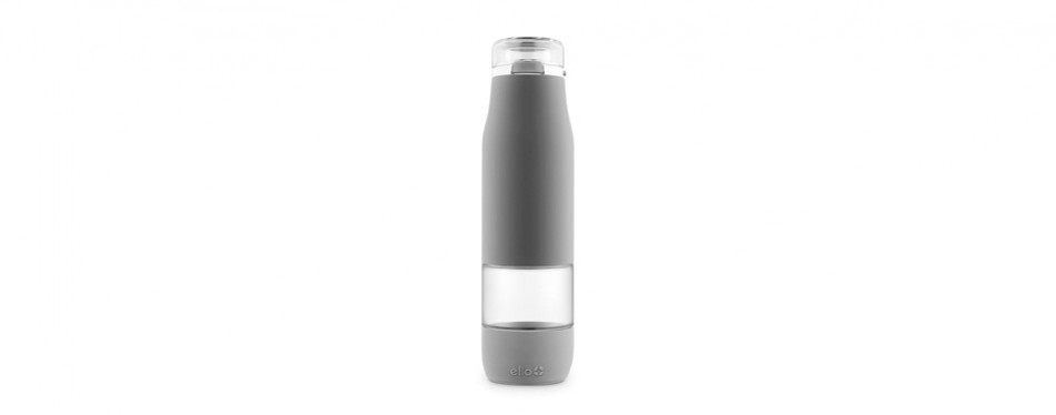 ello aura 24oz glass water bottle