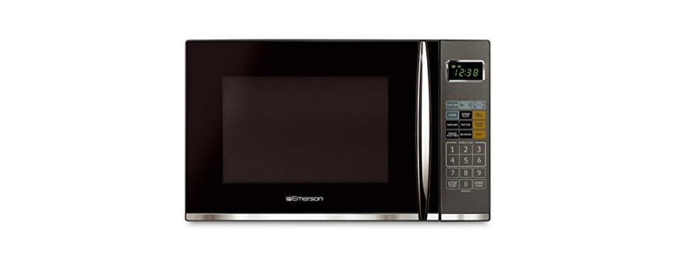 emerson 1.2 cu. ft. 1100w griller microwave oven