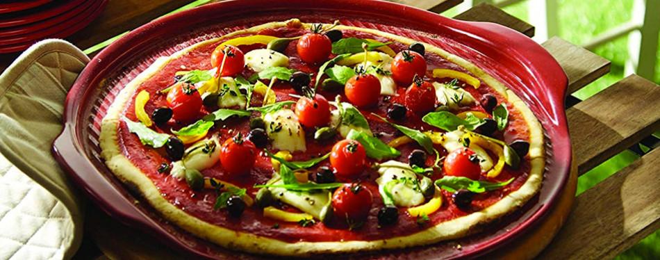 emile henry flame pizza stone