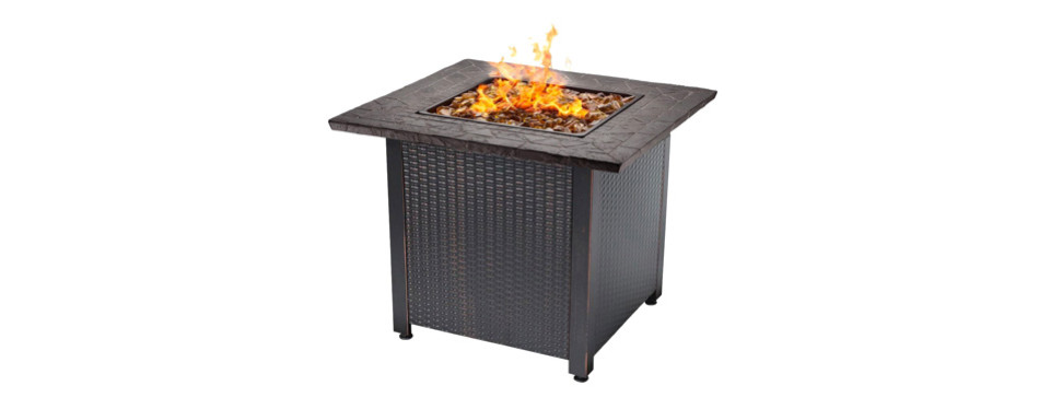 endless summer gad1401g outdoor fire table