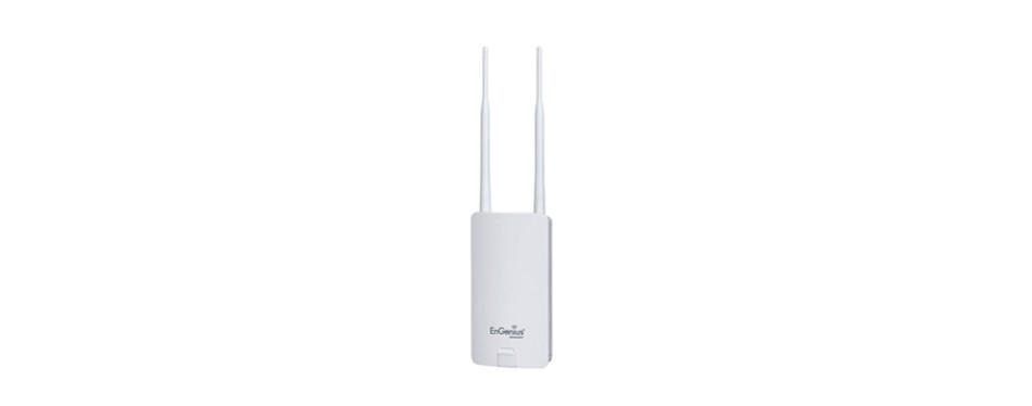 engenius technologies long range 11n 2.4ghz wireless outdoor access point