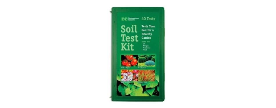 environmental concepts 1662 professional soil test kit