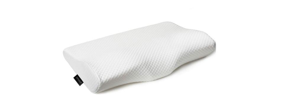 epabo contour memory foam neck pillow