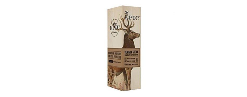 epic provisions grass-fed venison jerky
