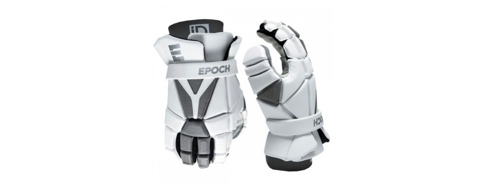 epoch lacrosse id high performance lacrosse gloves