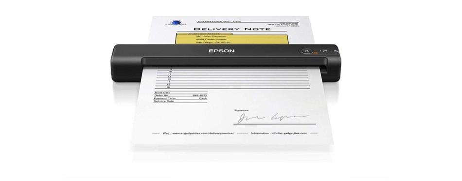 epson workforce es-50 portable sheet-fed scanner