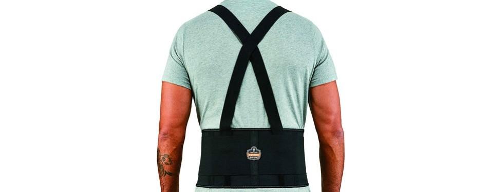 ergodyne proflex economy elastic back support