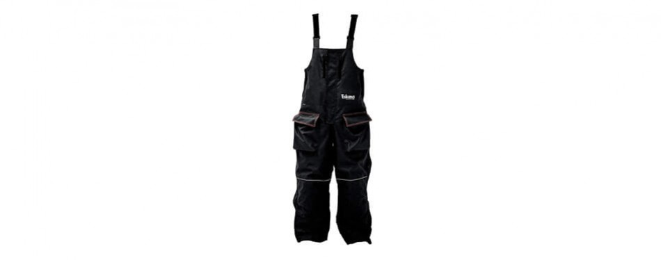 eskimo lockout ice fishing bib