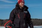 eskimo lockout ice fishing bib