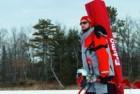 eskimo pop-up portable ice fishing shelter