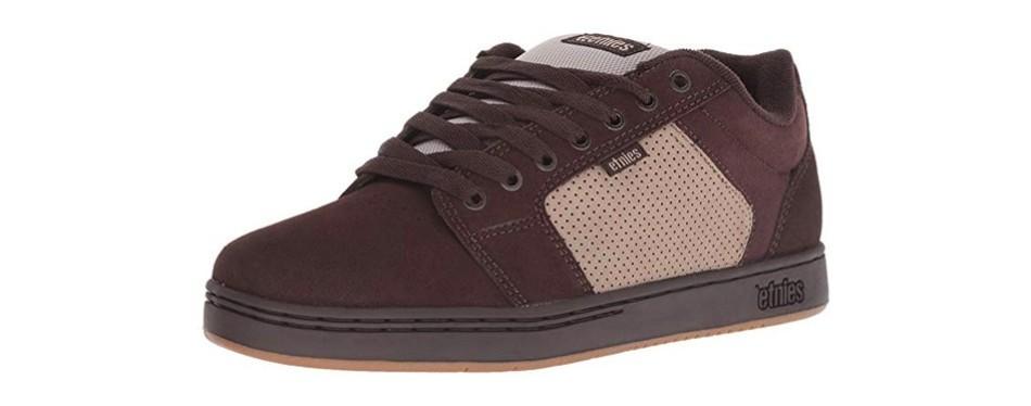 etnies men's barge xl skate shoe