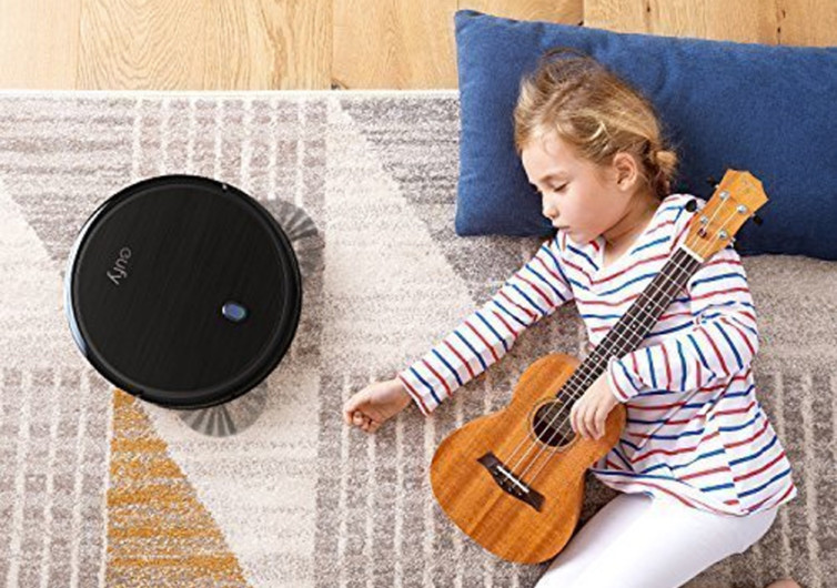 eufy BoostIQ Robotic Vacuum Cleaner