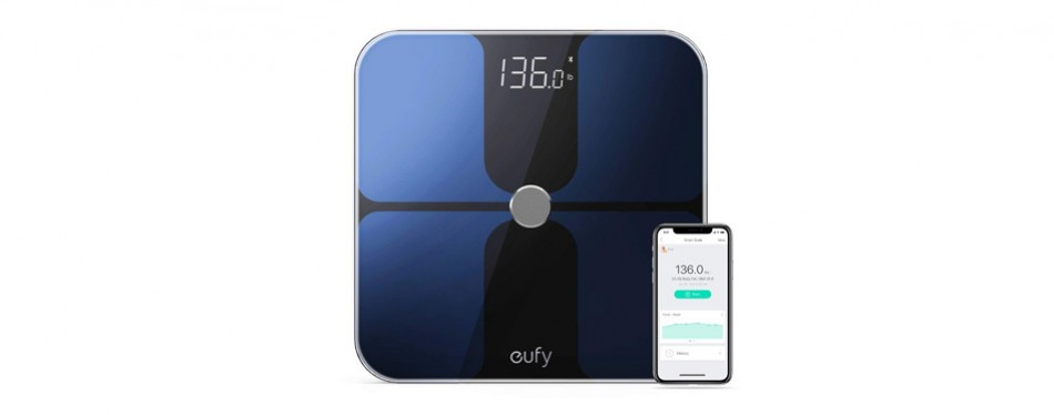 eufy smart scale with bluetooth 4.0