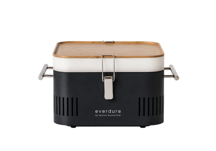 Everdure Heston Blumenthal the Cube Grill