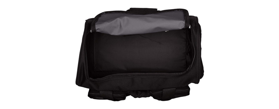 everest wet pocket gym bag