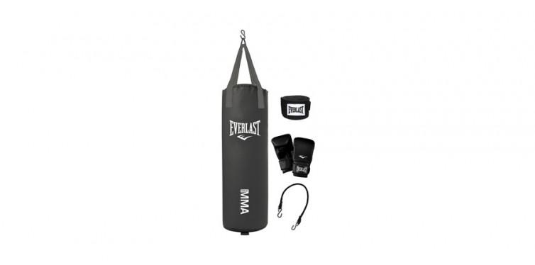 everlast mma heavy bag kit