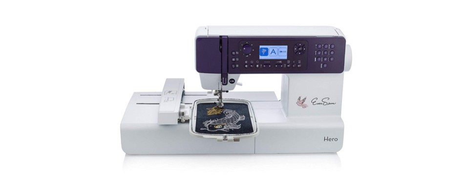 eversewn hero 400-stitch sewing machine