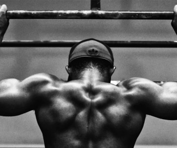 everyday habits of ripped men