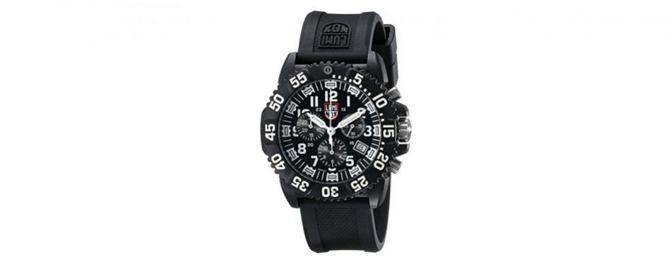 evo navy seal chronograph watch