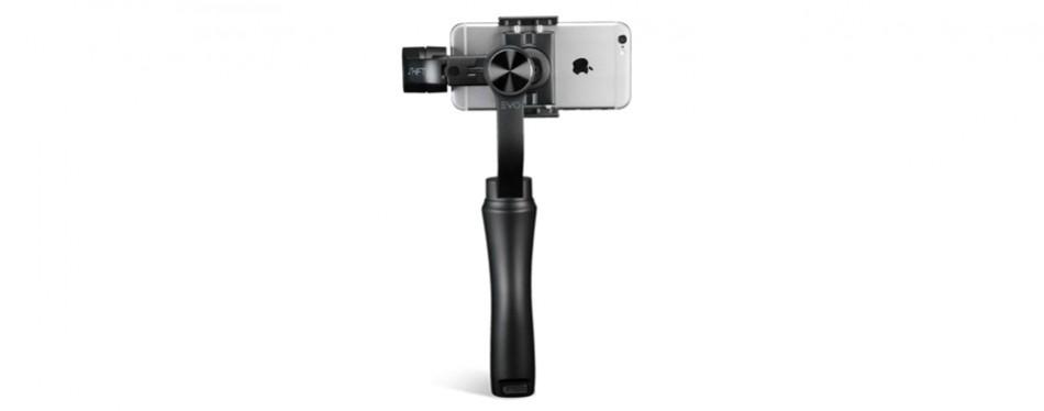 evo shift 3 axis handheld smartphone gimbal