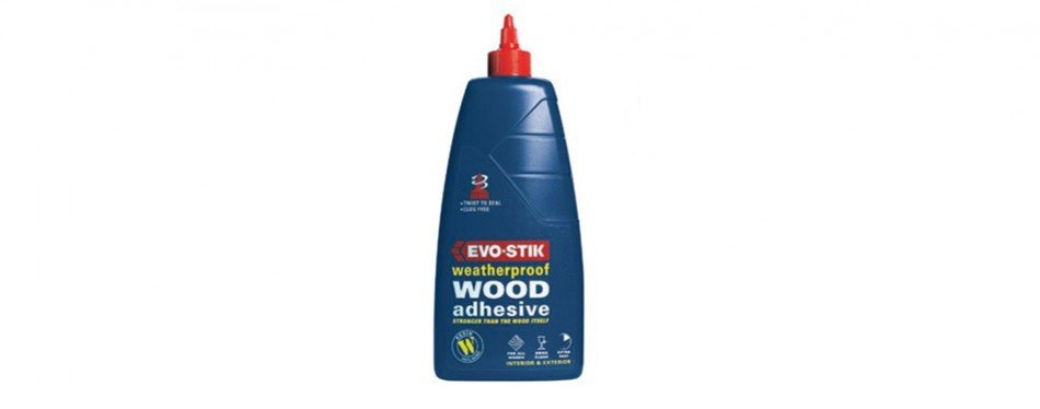 evo-stik resin w exterior weatherproof wood adhesive