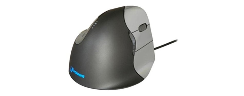 evoluent verticalmouse 4 right handed ergonomic mouse