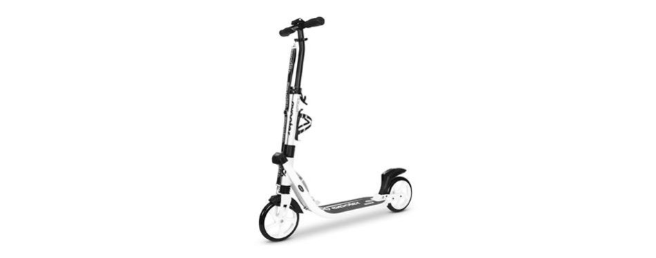 exooter 9xl adult cruiser kick scooter