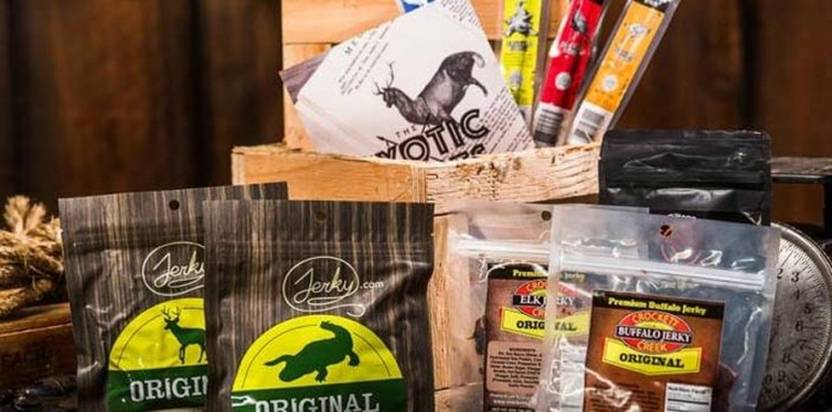 exotic meats crate
