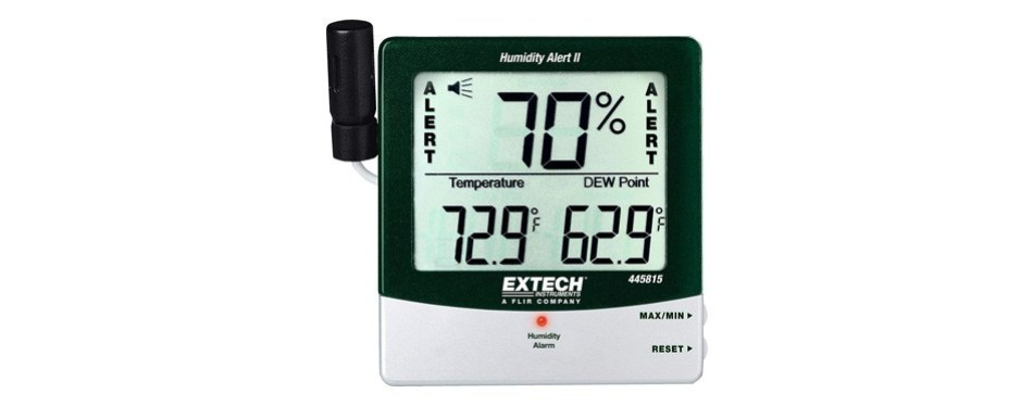 extech digit thermometer