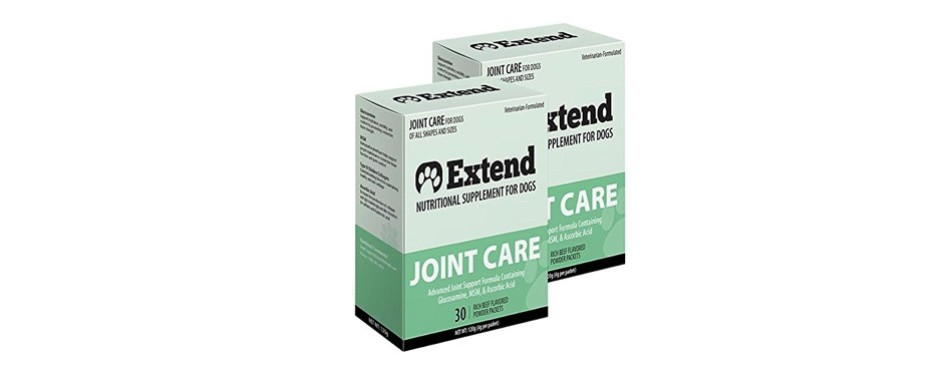 extend joint care natural glucosamine