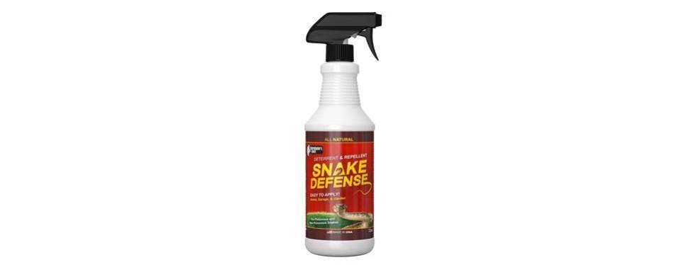 exterminators choice snake defense natural repellent