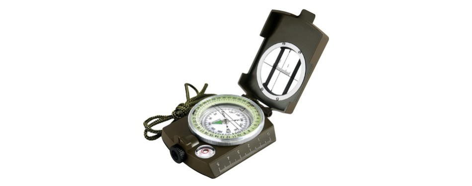 eyeskey multifunction military sighting compass