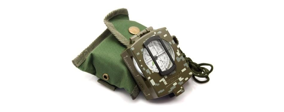 eyeskey multifunction military sighting compass