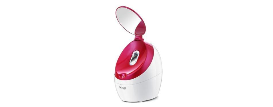 facial nano steamer hot steam ionic face spa steaming machine
