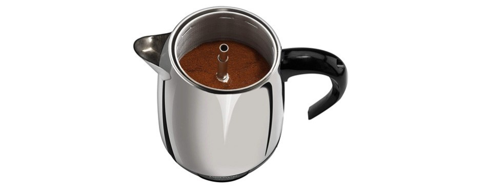 farberware 2-4-cup stainless steel coffee percolator fcp240