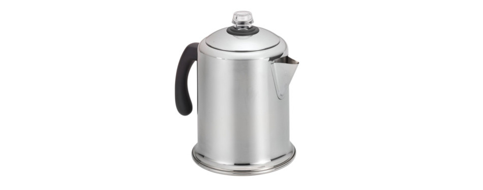 farberware classic stainless steel yosemite percolator