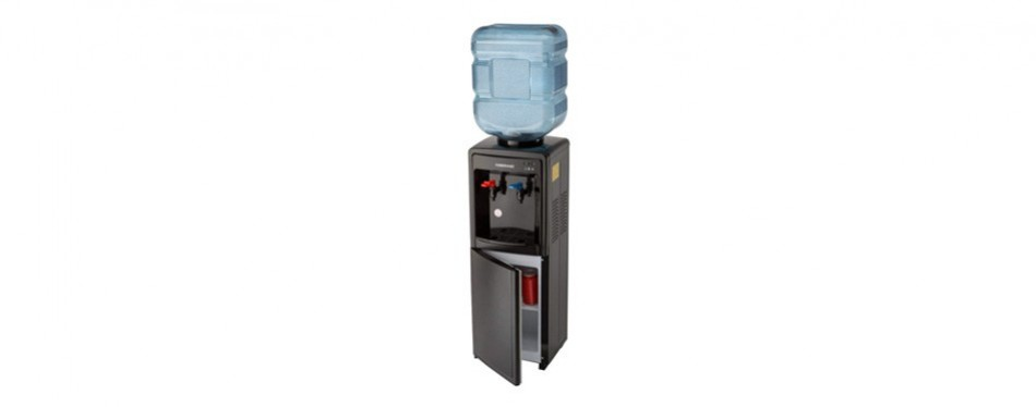 farberware freestanding hot and cold water dispenser