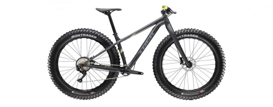 farley 5 mountain bike, by trek bikes