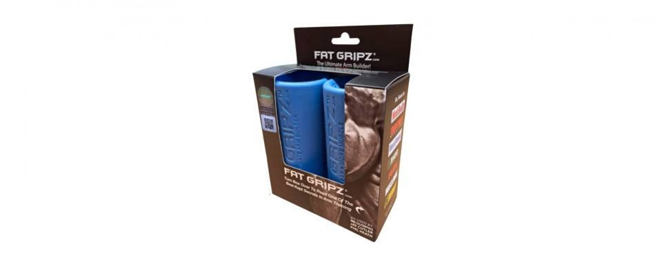fat gripz – the ultimate arm builder
