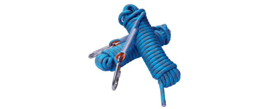 fding rock climbing rope