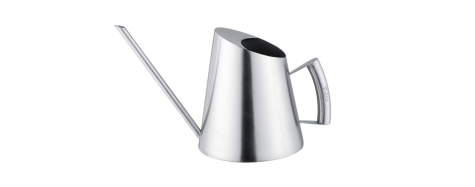 fdit stainless steel indoor modern watering can